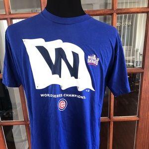 Chicago Cubs World Series 2016 T Shirt